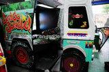 2 jeux électroniques de cabine de tir de Palyers 3D tirant la machine
