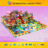 Campo de jogos interno do tema engraçado excelente do oceano da qualidade para os miúdos (A-15278)