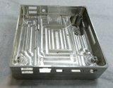 Tampa de alumínio do CNC Machining&Turning da elevada precisão para acessórios eletrônicos da ferragem