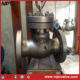 鋳造物鋼鉄Bw/RF端のバットによって溶接される振動小切手弁