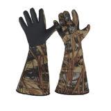 Перчатки неопрена для рыболовства и звероловства (HX-G0068)