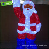 LED Kerstman Motif licht voor Xmas Holiday Decoratie