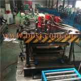 Doppeltes versah die Supermarkt-Metallbildschirmanzeige-Regal-Panel-Rolle mit Seiten, die Produktions-Maschine Vietnam bildet