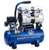 compresor de aire sin aceite de 9L 480W (GDG09)
