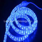 도매 220V 3 철사 LED 편평한 밧줄 빛