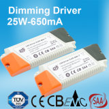 25W Dimmable LED Stromversorgung mit Cer CB SAA
