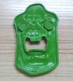 Ouvreur de bouteille avec la peinture verte 1