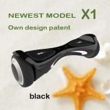 Hx는 Samsung 건전지 2 바퀴 전기 서 있는 스쿠터의 특허를 얻었다