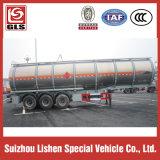 SLS9408 tri-Axle Aluminum Tank Trailer 40, 000L
