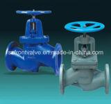 Fer de moulage de norme ANSI/robinet d'arrêt sphérique malléable de fer