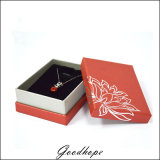 Коробка коробки цепная/коробка для ожерелья, бумажная коробка подарка, упаковывать коробки подарка Jewellry