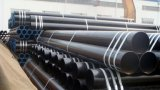 pipe en acier sans joint laminée à chaud de 5inch ASTM A106
