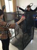 Сплетенный PP провентилированный мешок сетки большой для швырка