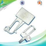 ドアハードウェアへの投資鋳造ステンレス鋼のレバードアハンドル