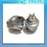 Inyector de ventilador plano rápido de Risistance del desgaste que desmonta