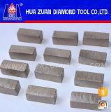 segmento do diamante de 1600mm China para a estaca de pedra de mármore