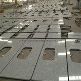 Китайский Countertop гранита G603 Pangdang белый для кухни и ванной комнаты