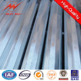 Puder Coating 12m Steel Telescopic Pole Fasctory