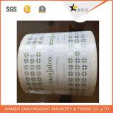 Напечатанный стикер прилипателя собственной личности PVC бумаги печатание ярлыка бутылки изготовленный на заказ
