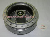 ホンダ鈴木Cgl125 Gl150 YAMAHAのためのYog Motorcycle Spare Parts Front Wheel Hub Complete Cg125 Dy100 Jh70 Bajaj Boxer TV Star