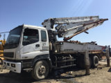 使用されたIsuzu Concrete Pump、Saleのための37meter Pump Truck