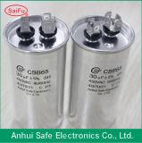 Metallizd Polypropylene Film Capacitor Cbb60 3UF 250VAC AC Motor Capacitor Cbb61 Capacitor 250V