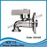 Válvula de ângulo com conexão da máquina de lavar roupa (V22-033)