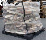 최고 Open, Firewood를 위한 Bottom Flat Ventilated Big Bag