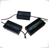 100 ~ 385W Fanless litio Battery Charger con ingresso universale AC