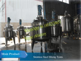 500liter Stainless Steel Mixing Tank (電気暖房)