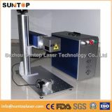 Máquina da marcação do laser da fibra do metal para a máquina da marcação da jóia/laser dos brincos