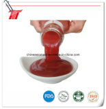 Salsa de tomate de tomate de la alta calidad de la fábrica china de la goma de tomate