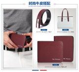 Бумажники новых людей способа кожаный замыкают накоротко бумажник карманн портмона конструкции мыжской
