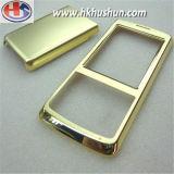 Изготовленный на заказ штемпелевать крышки сотового телефона (Hs-Mt-011)