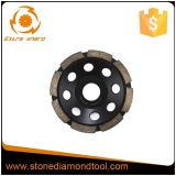 Roda de moagem Diamond Cup Epoxy Over Concrete and Stone