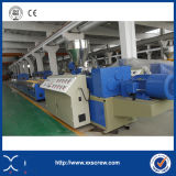 Machine en plastique d'extrusion de tube de PVC