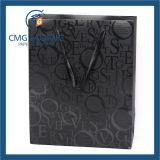 Kleidungs-Einkaufen-Verpackungs-Papierbeutel (DM-GPBB-027)