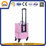 Aluminiumverfassungs-Laufkatze-Kasten mit Tellersegmenten (HB-2023)