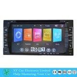 6.95 DVD-плеер автомобиля OEM двойных DIN высокого качества навигации GPS дюйма