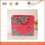 Qualität fertigen Eco freundlichen Papierbeutel mit Griff kundenspezifisch an