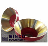 Alto Manganese Castig Steel Concave e Mantle per Cone Crusher