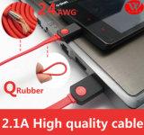 Kabel van usb- Gegevens (vlakke) 1.5m met Verpakking