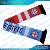 Écharpe de ventilateurs/écharpe du football/écharpe d'Eurocup/écharpe de polyester (T-NF19F10008)