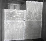 Bunter pp.-Blatt-Plastik bedeckt Vorstand