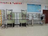 Système d'osmose d'inversion 10t/H approuvé de la CE pour la machine de l'eau minérale