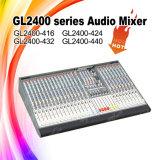 Skytoneは混合コンソールGl2400-424音声のミキサーを作り出した
