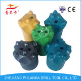 34mm 8buttons Taper Button Rock Drill Tool Button Bit