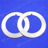Cuchilla rotatoria circular de la hoja de corte de papel