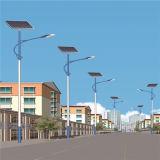 Luz de calle solar al aire libre de 30W LED con el Ce, RoHS, (JINSHANG SOLARES)