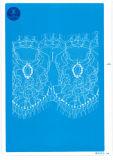 Laço largo ordinário para a roupa/vestuário/sapatas/saco/caso 3082 (largura: 7cm)